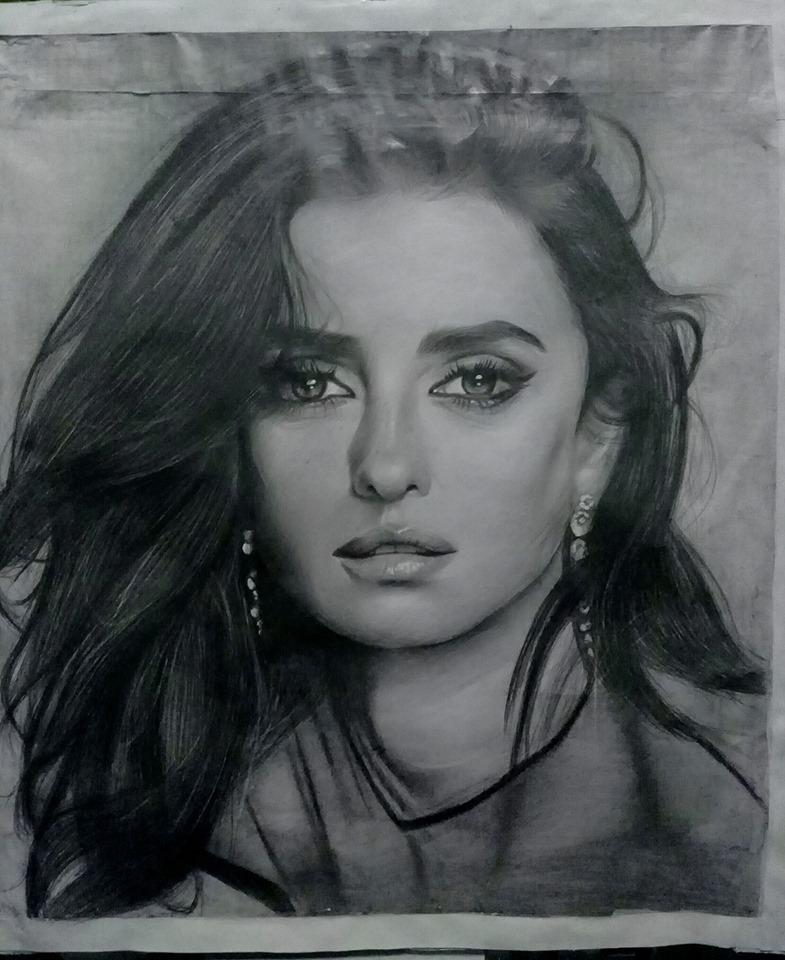 Penelope Cruz by jeshua7